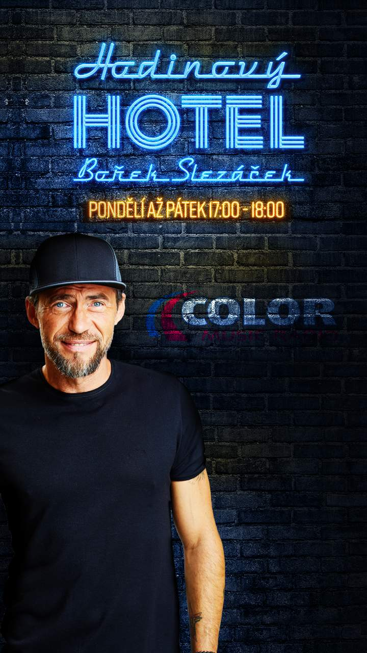 Bořek Slezáček Color Music Radio